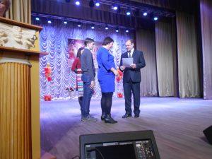 В Смоленске отметили День опекуна