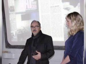 Смоленские студенты встретились со всемирно известным дизайнером Антонио Лароса