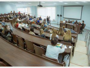 В СмолГУ прошел семинар для предпринимателей