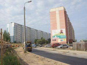 В Смоленске ребёнок провалился в яму на детской площадке