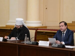 В Смоленской области впервые состоялась Рождественская парламентская встреча