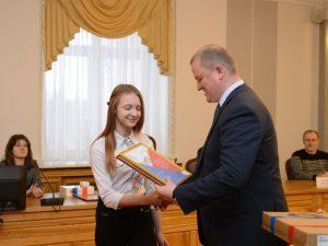 В Смоленской области наградили победителей конкурса «Мои госуслуги»