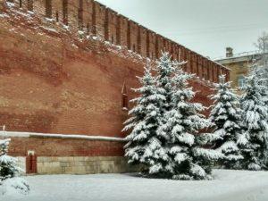 Смоленскую крепостную стену передадут военно-историческому обществу