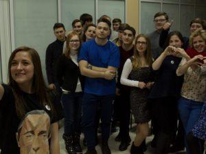 В Смоленске заработал студенческий штаб сторонников Путина