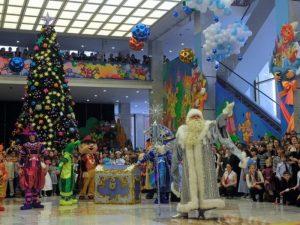 Смоленские школьники отправятся в Кремль на Президентскую елку