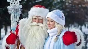 Новогодние праздники начались в Краснодаре с приездом Деда Мороза из Великого Устюга