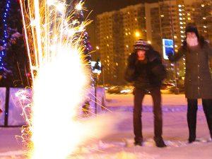 В Смоленской области подготовят 30 площадок для запуска петард