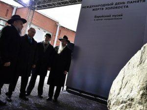 Владимир Путин: нацисты создали ад на земле