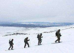 На Смоленщину прибудет толпа десантников на лыжах