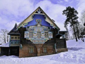 «Широкая Масленица» в Историко-архитектурном комплексе «Теремок»