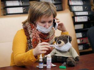 Смоленские медики дают прогноз по гриппу и ОРВИ