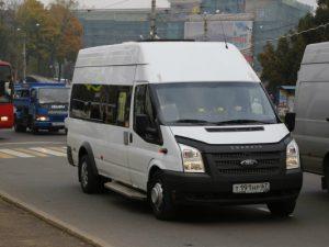 Почему в Смоленске маршрутки игнорируют пассажиров