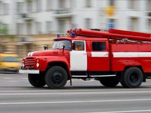 При пожаре в Смоленске погибли два человека