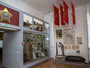 «Непобедимая и легендарная». В Смоленске откроется выставка к 100-летию Красной армии