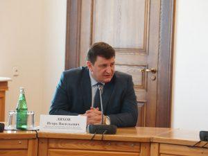 Игорь Ляхов: «Сделаны последние шаги в подготовке к Первенству России по дзюдо»