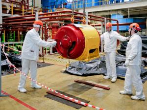 На АЭС под Смоленском отключат 2 энергоблока