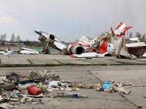 Посол в Варшаве объяснил хранение в России обломков польского Ту-154, разбившегося в Смоленске