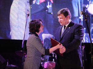 Игорь Ляхов поздравил смоленский завод «Измеритель» с 50-летием