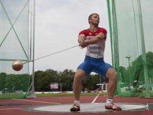 Смоленский легкоатлет завоевал Кубок России
