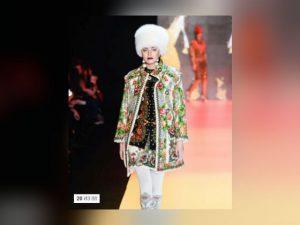 Колготки смоленского производителя «засветились» на модном показе в столице
