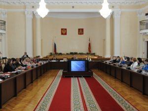 В Смоленске обсудили реализацию приоритетного проекта «Формирование комфортной среды»