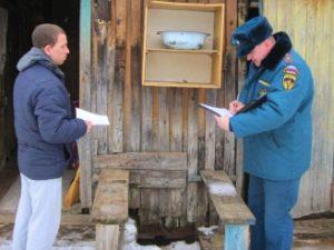 В Смоленской области продолжается профилактика пожаров
