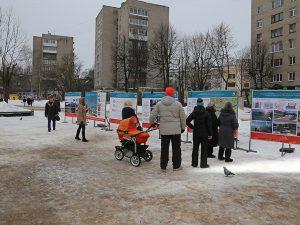 Смоляне продолжают знакомиться с проектами благоустройства городских скверов