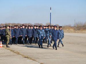 На аэродроме «Северный» в Смоленске началась подготовка к Параду Победы
