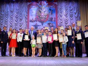 В Смоленске прошел региональный этап фестиваля музыкального творчества «Щит и Лира»