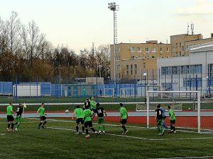 Смоленские футбольные клубы стартовали в первенстве КФК
