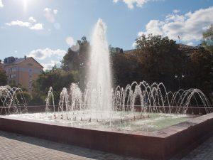 В мэрии Смоленска рассказали, когда заработают фонтаны