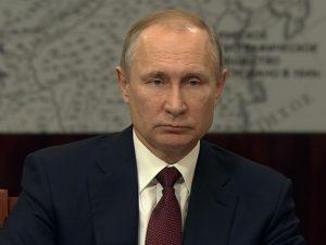 Владимир Путин потребовал вернуть на карту мира Смоленск