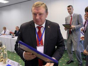 Бывший гендиректор «Бахуса» вошел в состав Правления Союза биатлонистов России
