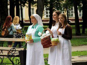 В Смоленске пройдет Благотворительная акция «Белый цветок»