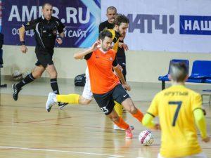 В субботу смоленский «Автодор» сыграет последний матч сезона