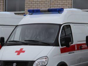 Под Смоленском иномарка сбила ребенка на велосипеде