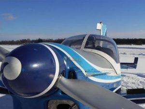 Жителю Смоленска суд запретил полеты на Zlin Z-142