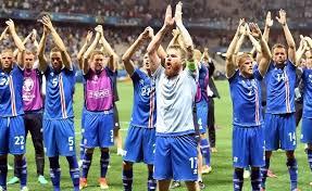 Отчет с матча Франция — Исландия