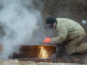 Горячая вода пропала у 50 тысяч жителей Смоленска
