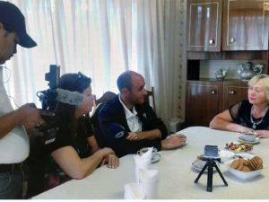 Журналисты National Geographic приехали на Смоленщину на съемки сюжета о Гагарине