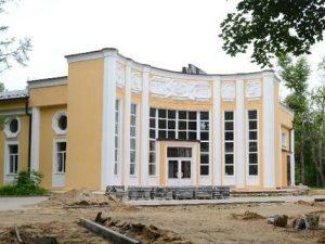 В Ярцеве приведут в порядок кинотеатр «Россия»