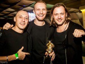 На фестивале болельщиков в Ростове-на-Дону выступила смоленская группа Swanky Tunes