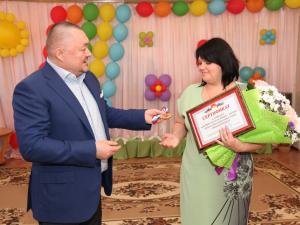 Детсад в Смоленской области стал одним из тысячи лучших в России