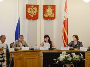 В Смоленске обсудили вопросы отдыха и оздоровления детей