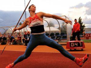 Смолянин выиграл «бронзу» первенства России по легкой атлетике