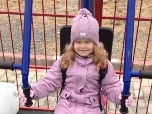 Пятилетней жительнице Вязьмы нужна помощь