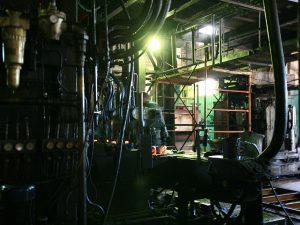 В Рославле возрождается стекольный завод