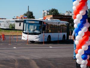 Водители автоколонны 1308 успешно выступили на конкурсе профессионального мастерства в Санкт-Петербурге