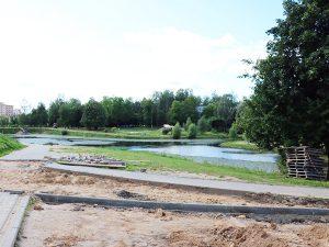 Мост в парке 1100-летия Смоленска закроют на ремонт