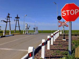 В Смоленской области перекроют три железнодорожных переезда